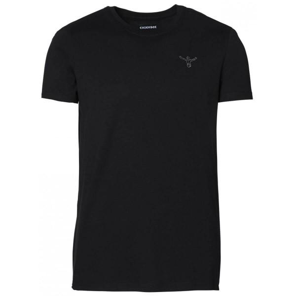 Chiemsee CS T-Shirt schwarz