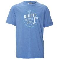 Killtec Fain JR Kinder T-Shirt blau
