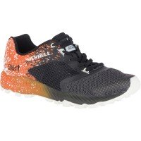 Merrell All Out Crush Tough Mudder 2 Laufschuhe schwarz orange