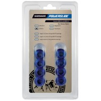 Powerslide Spacer Alu 608 8er Set blau