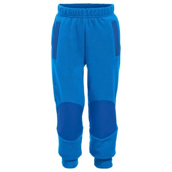 VAUDE Kids Karibu Pants III Kinder Fleecehose blau