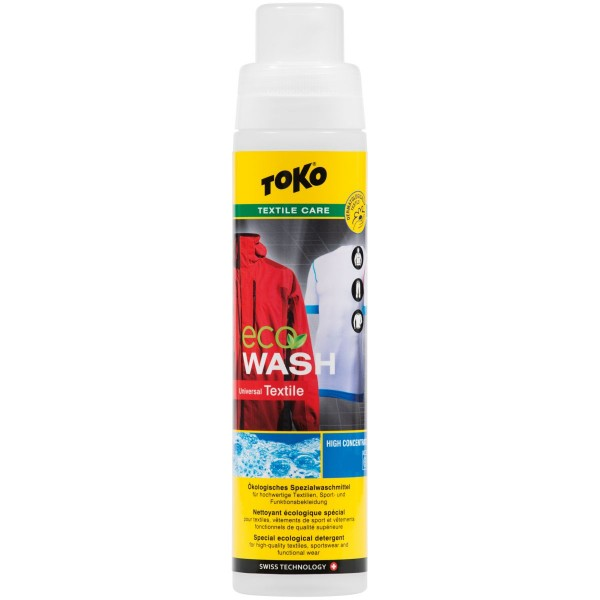 Toko Eco Textile Wash ökologisches Spezialwaschmittel