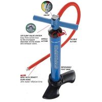 Starboard SUP Double Action Pump Doppelhubpumpe blau