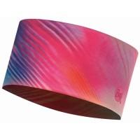 Buff Headband Shining Stirnband pink