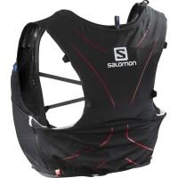 Salomon ADV SKIN 5 SET Laufrucksack schwarz