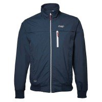 North Bend Voight Funktionsjacke blau