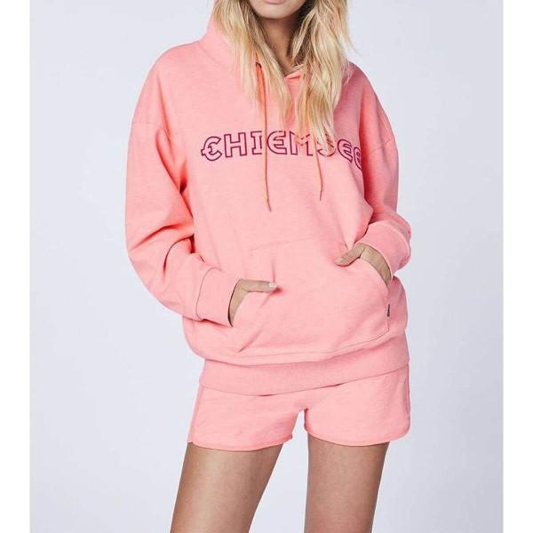 Chiemsee Surf Bay Damen Kapuzenpullover pink