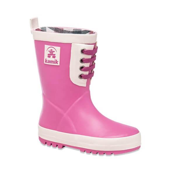 Kamik Raingame Kinder Gummistiefel pink