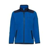 Vaude Racoon Fleece Jacket Kinder Fleecejacke blau