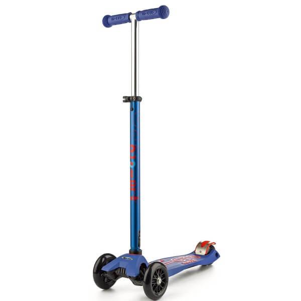 Micro Maxi Deluxe Kickboard blau