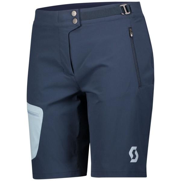 Scott Explorair Light Damen Shorts dunkelblau