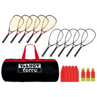 Talbot Torro Speedbadminton Schule 10er Set