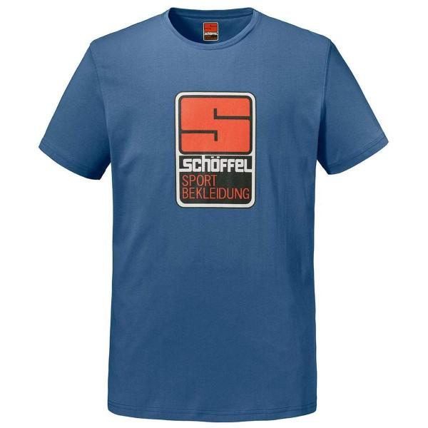 Schöffel Originals Kitimat T-Shirt blau