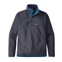 Patagonia LW Better Sweater Marsupial Pullover blau