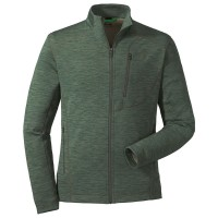 Schöffel Fleece Jacket Monaco1 Fleecejacke grün