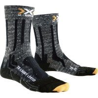 X-Socks Trekking Light Limited Sportsocken grau