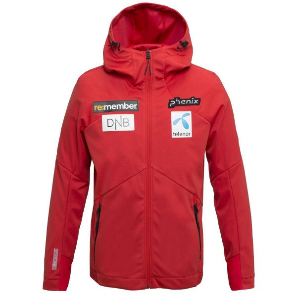 Phenix Norway Alpine Team Softshell Jacket 2019 Softshelljacke rot