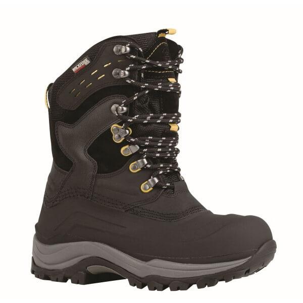 Kamik Keystone Canadian Boots Winterstiefel schwarz