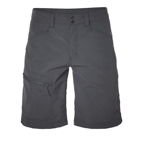 North Bend Friction Shorts Wanderhose grau