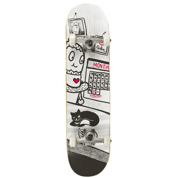 Volten Boards Shortboard Revolution Skateboard