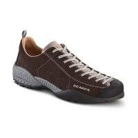 Scarpa Mojito Leder Schuhe Trekkingschuhe braun cocoa