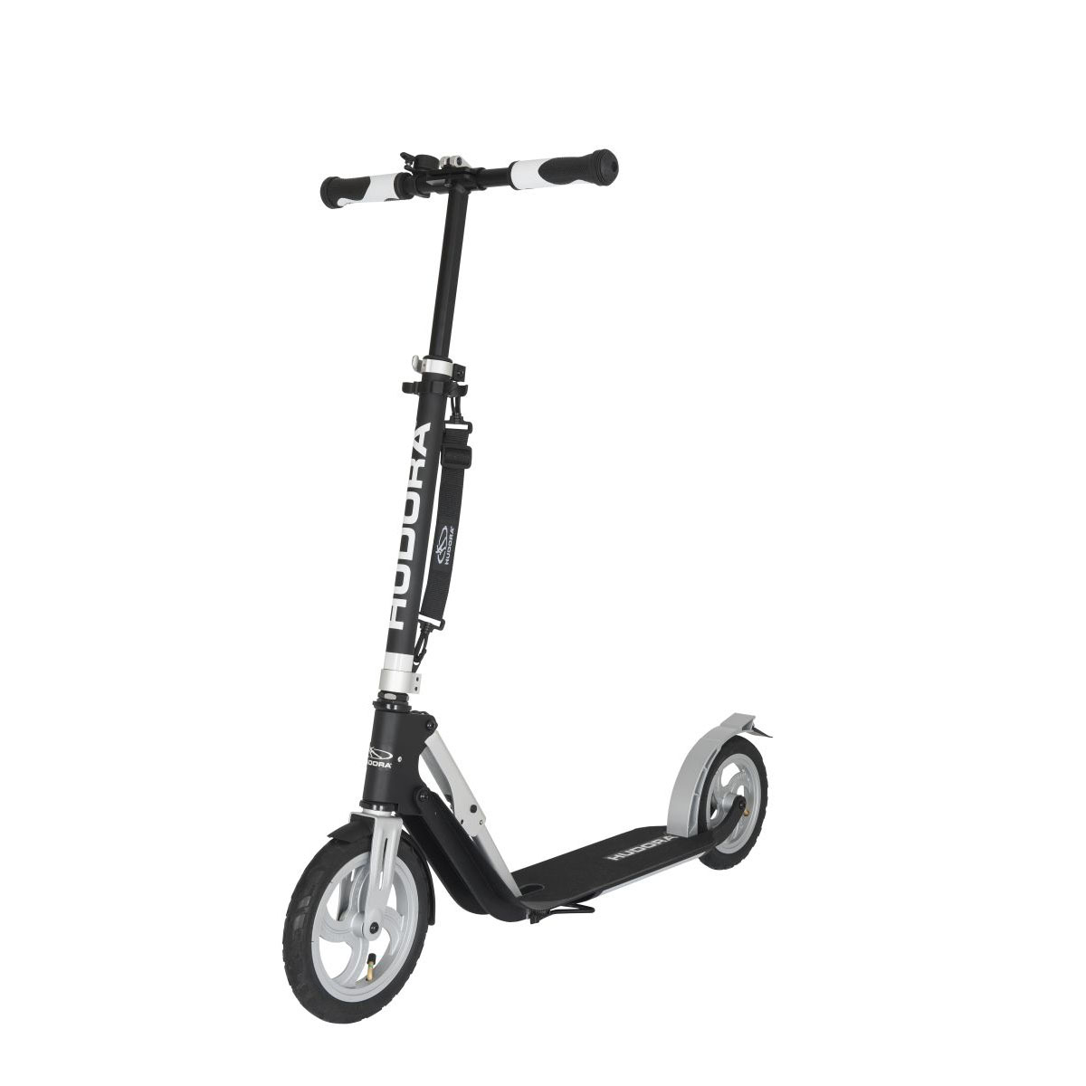 hudora big wheel air 230 scooter mit luftreifen roller. Black Bedroom Furniture Sets. Home Design Ideas