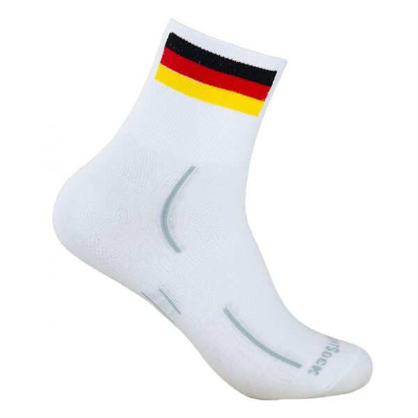 Wrightsock Stride quarter Germany doppellagige Socken