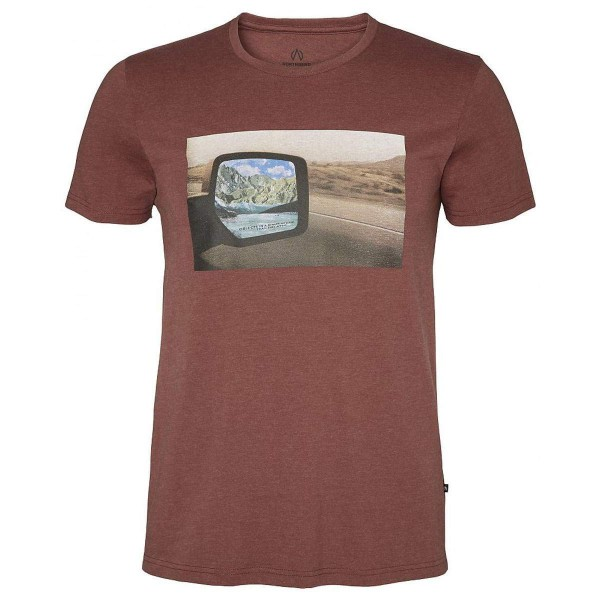 North Bend Vertical Tee T-Shirt rot