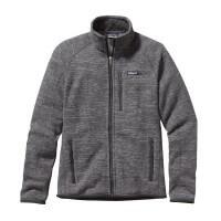 Patagonia Better Sweater Fleecejacke grau