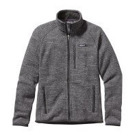 Patagonia Better Sweater Fleecejacke grau