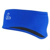 Löffler Thermosoft Stirnband blau