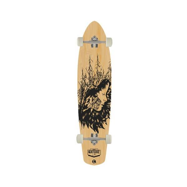 Choke Skateboard Longboard Undergrowth