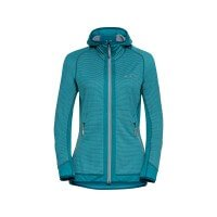 Vaude Back Bowl Fleece Damen Fleecejacke blau