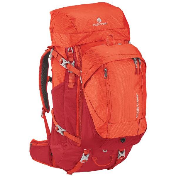 Eagle Creek Deviate Travel Packs 60L Damen Trekking Rucksack orange