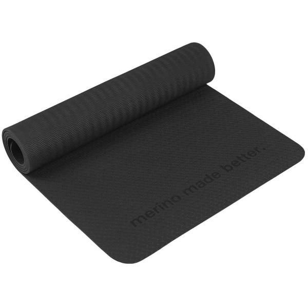 Super.Natural Yoga Mat Fitness Yogamatte schwarz