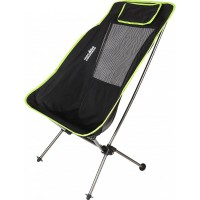 High Colorado Packlight Comfort Chair schwarz
