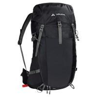 Vaude Brenta 40 Wanderrucksack Backpacking schwarz