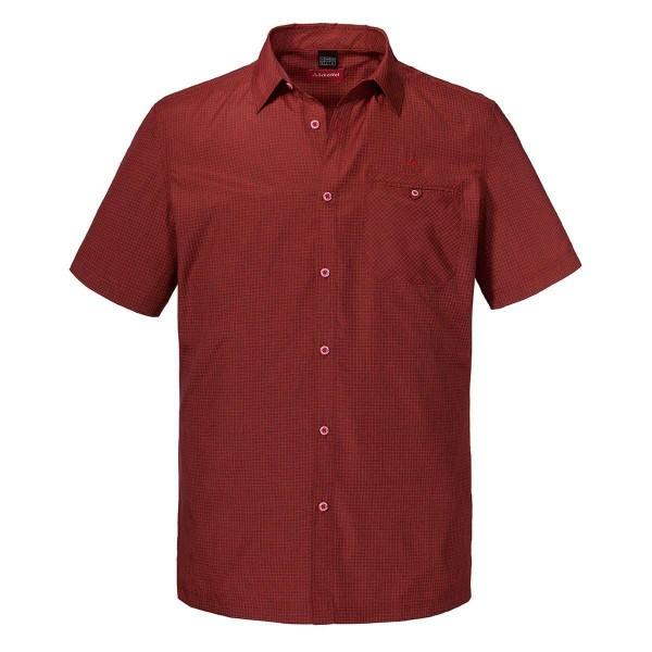 Schöffel Bregenzerwald Hemd rot