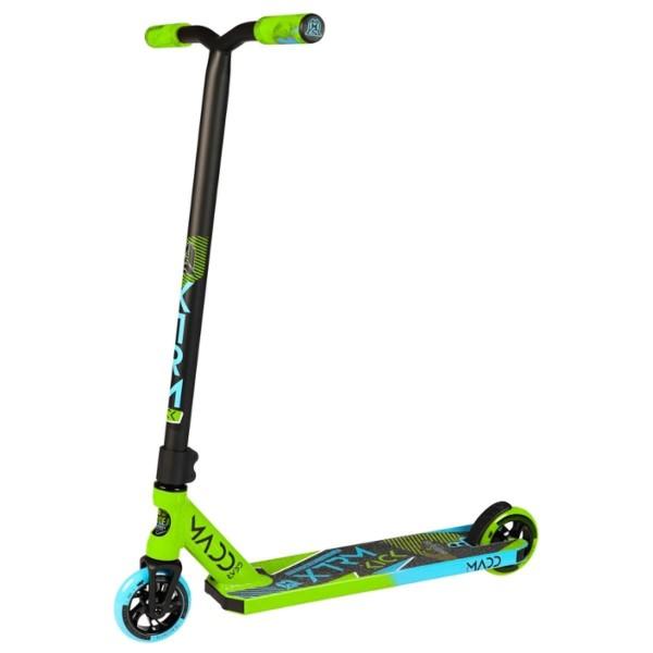 MADD Gear Kick Extreme 2020 Scooter grün blau