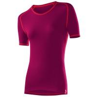 Löffler Shirt kurzarm Transtex warm Damen Funktionsunterwäsche rot