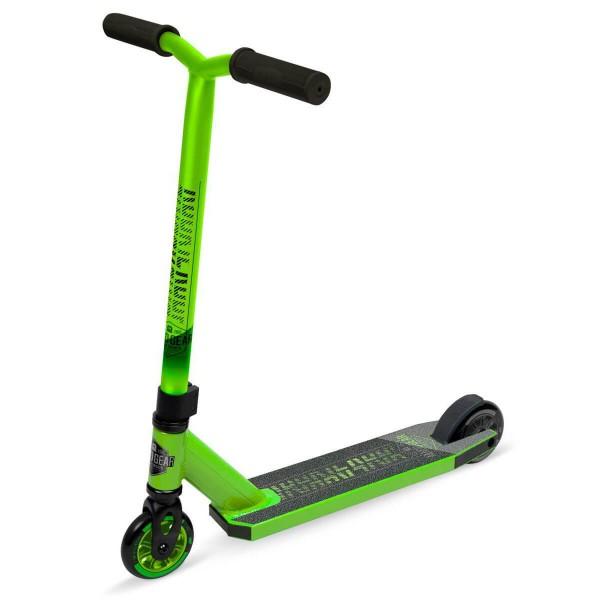 MADD Gear Carve Rookie Stuntscooter grün