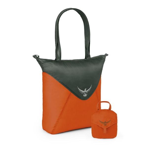 Osprey Ultralight Stuff Tote Shopper orange