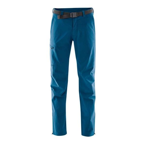 Maier Sports Torid Slim Wanderhose blau