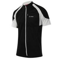 Löffler Bike Shirt FZ Radtrikot Übergrößen Trikot schwarz