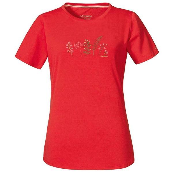Schöffel Swakopmund1 Damen T-Shirt rot