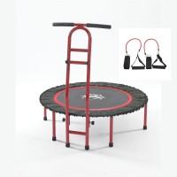 Joka Fit Cacau Premium Fitnesstrampolin mit Widerstandsbänder