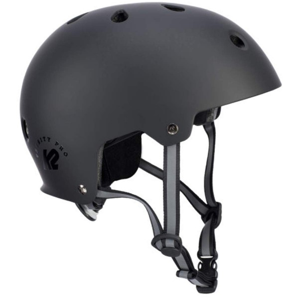 K2 Varsity Pro Helmet Skater Helm schwarz