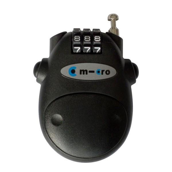 Micro Lock Zahlenschloss Kabelschloss