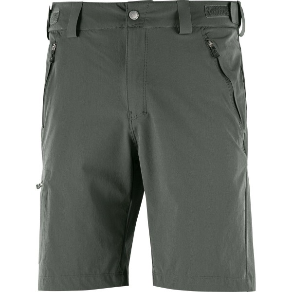 Salomon Wayfarer Shorts Wanderhose kurz braun