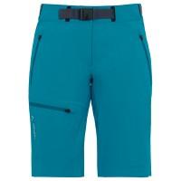 VAUDE Badile Shorts Damen Softshellhose kurz blau